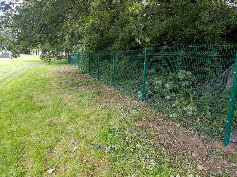 Security & commercial fencing